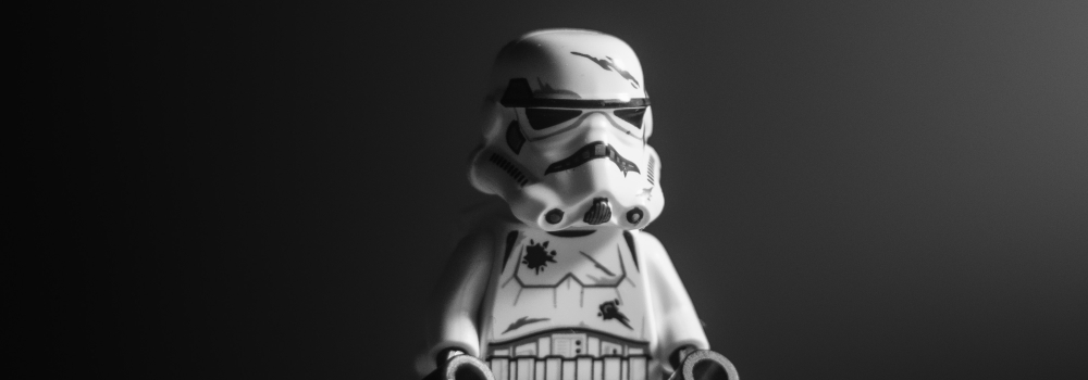 Stormtroopers and bad reputation